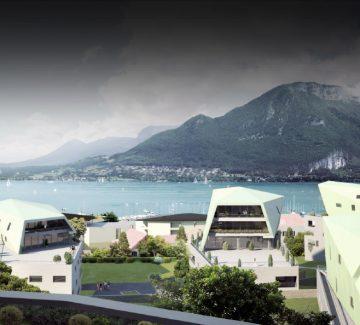 Les TrésumsAnnecy : un défi architectural