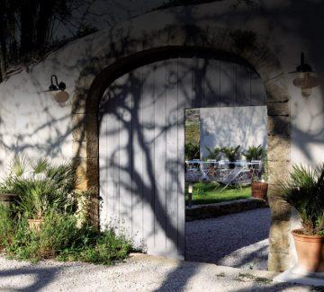 Week-end de charme : la Maison Collongue, de blanc vêtue