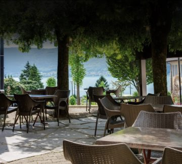 Restaurant La Villa du Lac : c'est tout bon !