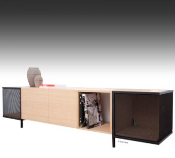 Le WorkShop, mobilier design : un mirage