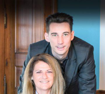 Catherine Jamart et Loïc Daly : fondateurs de Leman Property