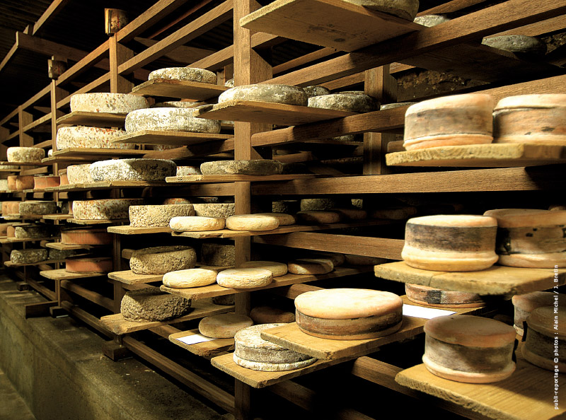 Les-fromages-Alain-Michel-ANNECY