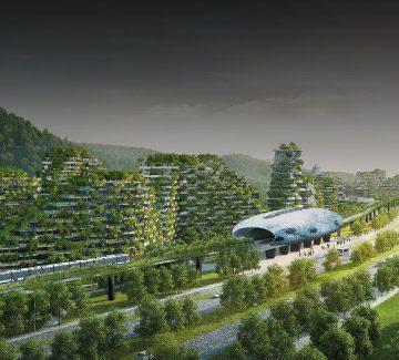 Liuzhou : première ville-forêt au monde