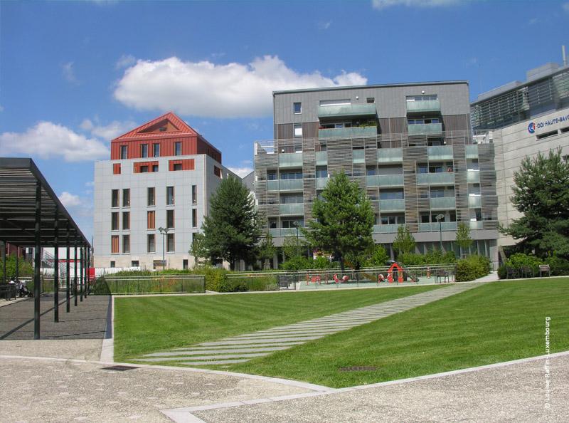 Quartier Galbert ANNECY