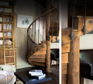 Maison atypique à Lyon, véritable havre confidentiel