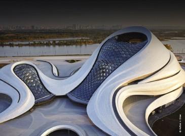MAD Architects : Opéra d'Harbin