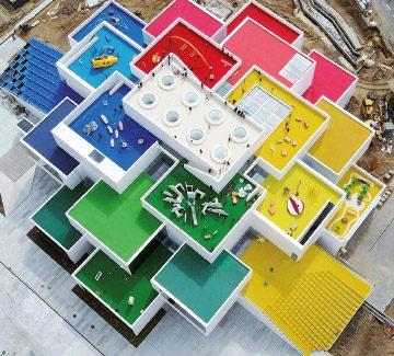 Lego, un musée grandeur nature