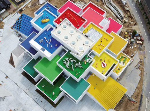 Maison Lego musée