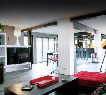 Extension de maison : le nouveau style d'une Annécienne