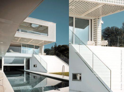 O House maison lucerne