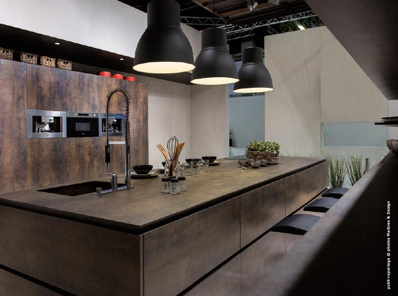 Marbres & Design : agencement intérieur en Haute-Savoie