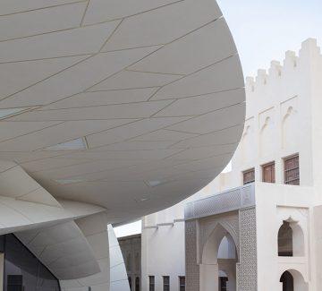 Qatar : la rose des sables de Jean Nouvel