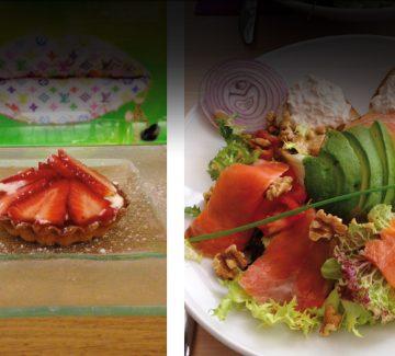 Galerie et restaurant à Annecy : art, soleil et gastronomie !