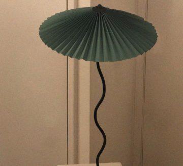 Lampe Cappello par Oscar Piccolo