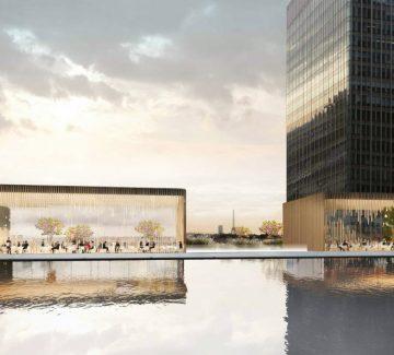 Oxygen veut réveiller Paris La Défense