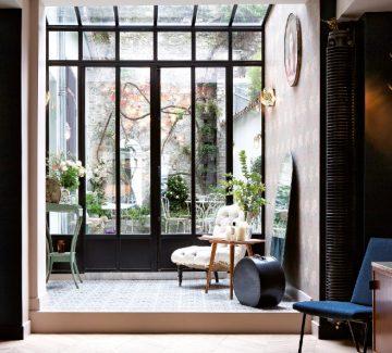 A Paris, des hôtels cosy