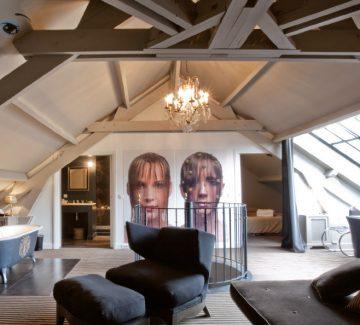 A Paris, des hôtels inspirés