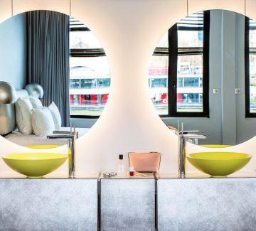 A Paris, des hôtels insolites