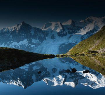 Pays du Mont-Blanc : Champagne et sensations fortes