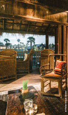 Phum Baitang hôtel Cambodge