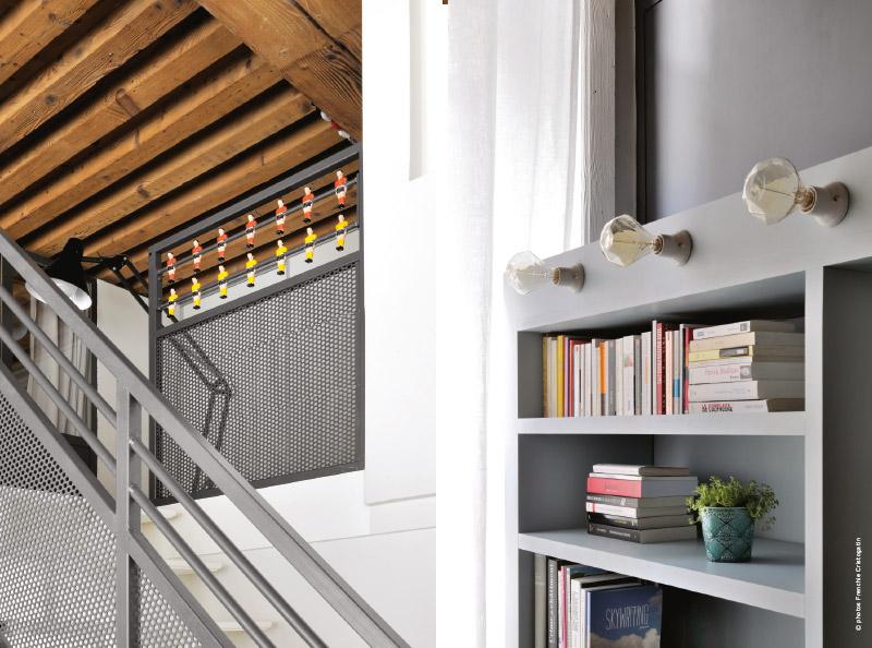Rénovation appartement Lyon Croix-Rousse