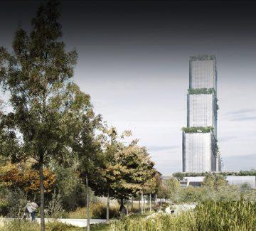 Renzo Piano : le nouveau Palais de Justice de Paris
