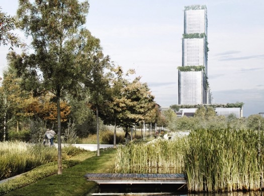 Renzo Piano palais de justice