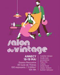 Le SALON DU VINTAGE™ d'Annecy