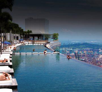 Singapour – Marina Bay Sands : splendeur et démesure
