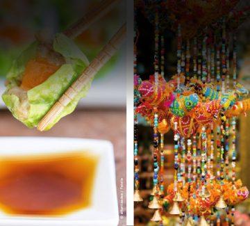 Shopping and eating à Singapour :  un vrai mode de vie