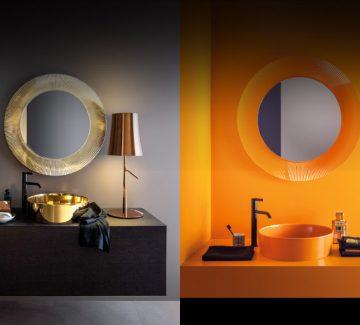 Salle de bains Kartell by Laufen: histoire d'eau