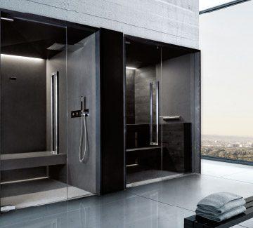 La salle de bains zen et bien-être