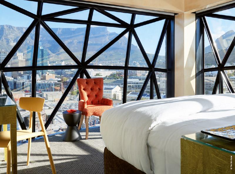 Silo Hotel au Cap
