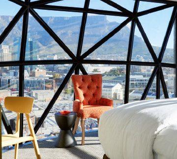Grains de beauté au Cap : le Silo Hotel