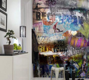 Art urbain : de la rue à la maison !