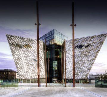 À Belfast : un complexe culturel… titanesque