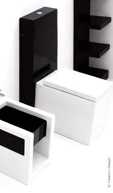 Les WC nouvelle génération exhibent fièrement leur design