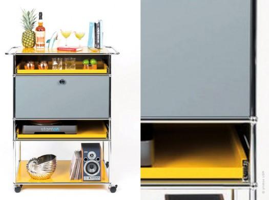 USM mobilier design intemporel