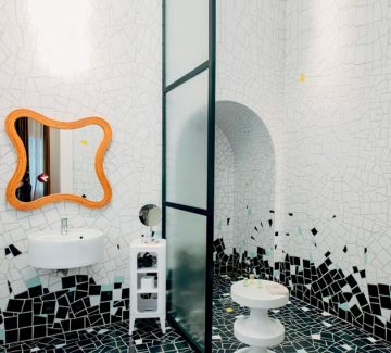 Arles : Hôtel du Cloître, l'art des contrastes