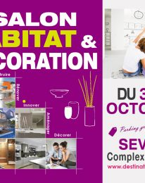 Côté Salon : Le salon Destination Habitat