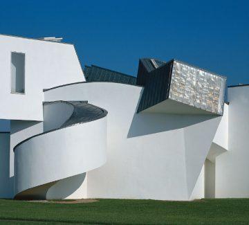 Vitra Design Museum : l'architecture s'élève en art
