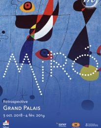 Rétrospective Miró