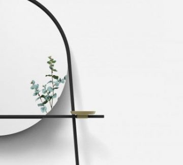 Le Miroir Geoffrey par Alain Gilles