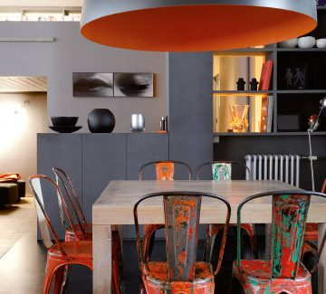 Appartement design Lyon : le contemporain en mode cosy