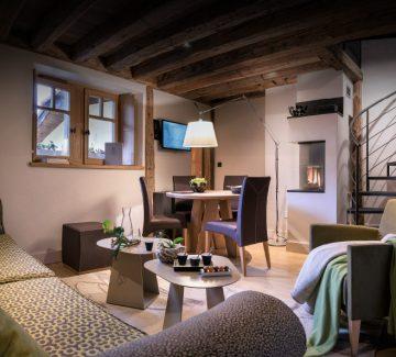 Architecture Annecy : Les Loges, 5 étoiles ou tel le phénix qui renaît de ses cendres
