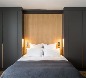 Tête de lit optimisée