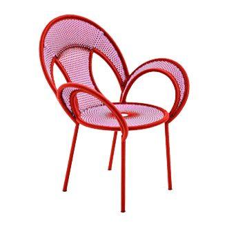 Le fauteuil Bangooli par Sebastian Herkner