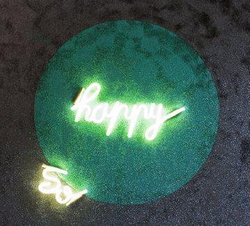 Caroline Baup : le néon devient design, source de lumière et de création