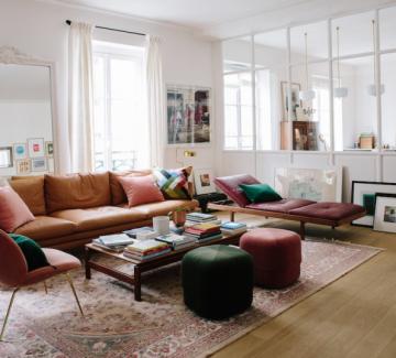 Cette semaine, on aime : le Home Sweet Home de la créatrice de SEZANE