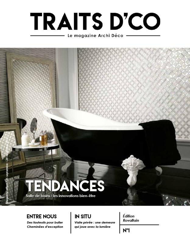 magazine d coration archi design de votre r gion rovaltain n 1. Black Bedroom Furniture Sets. Home Design Ideas